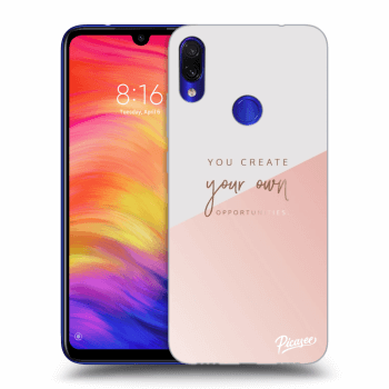 Obal pre Xiaomi Redmi Note 7 - You create your own opportunities