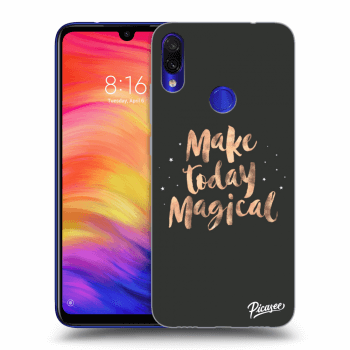 Obal pre Xiaomi Redmi Note 7 - Make today Magical