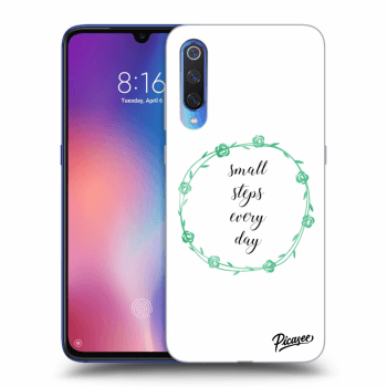 Obal pre Xiaomi Mi 9 - Small steps every day