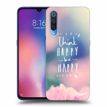 Obal pre Xiaomi Mi 9 - Think happy be happy