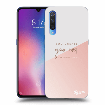 Obal pre Xiaomi Mi 9 - You create your own opportunities