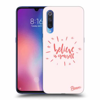 Obal pre Xiaomi Mi 9 - Believe in yourself