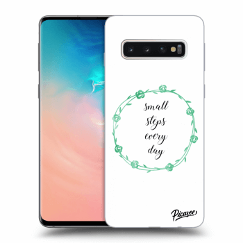 Obal pre Samsung Galaxy S10 G973 - Small steps every day