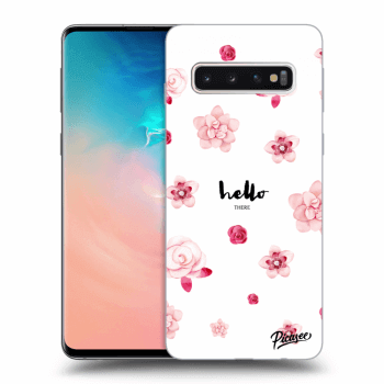 Obal pre Samsung Galaxy S10 G973 - Hello there