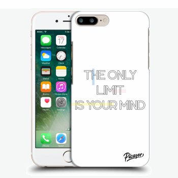 Obal pre Apple iPhone 8 Plus - The only limit is your mind