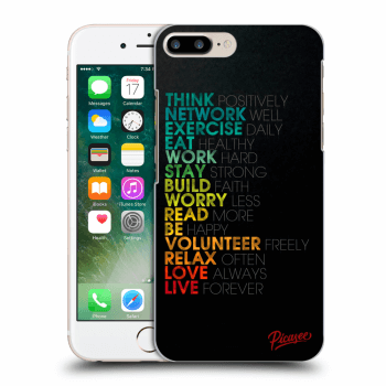 Obal pre Apple iPhone 8 Plus - Motto life