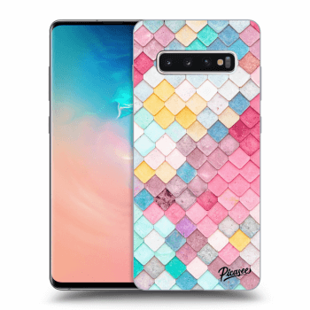 Obal pre Samsung Galaxy S10 Plus G975 - Colorful roof