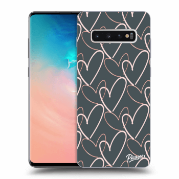Obal pre Samsung Galaxy S10 Plus G975 - Lots of love