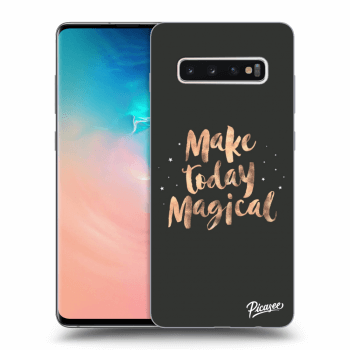 Obal pre Samsung Galaxy S10 Plus G975 - Make today Magical