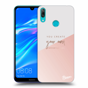 Obal pre Huawei Y7 2019 - You create your own opportunities