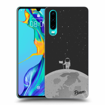 Obal pre Huawei P30 - Astronaut