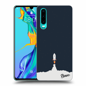 Obal pre Huawei P30 - Astronaut 2