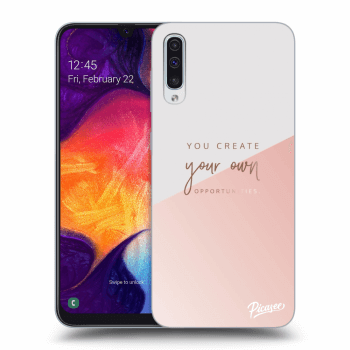 Obal pre Samsung Galaxy A50 A505F - You create your own opportunities