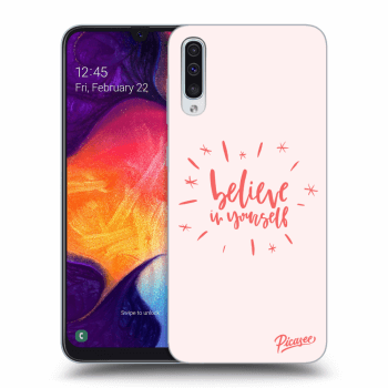 Obal pre Samsung Galaxy A50 A505F - Believe in yourself