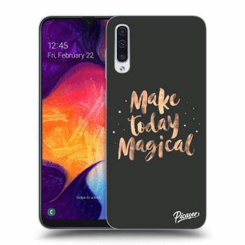 Obal pre Samsung Galaxy A50 A505F - Make today Magical