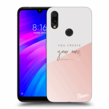 Obal pre Xiaomi Redmi 7 - You create your own opportunities