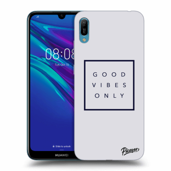 Obal pre Huawei Y6 2019 - Good vibes only