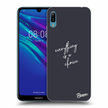 Obal pre Huawei Y6 2019 - Everything is a choice