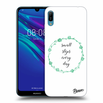 Obal pre Huawei Y6 2019 - Small steps every day