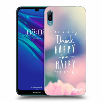 Obal pre Huawei Y6 2019 - Think happy be happy